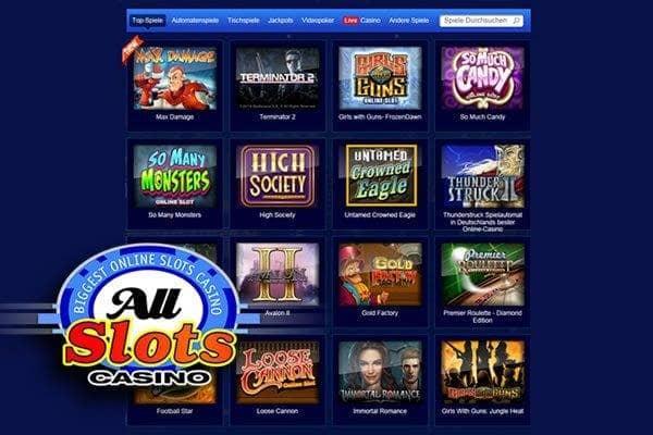 Slots anmelden Casino -607411