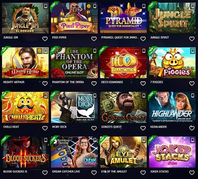Casino Bonus -350438
