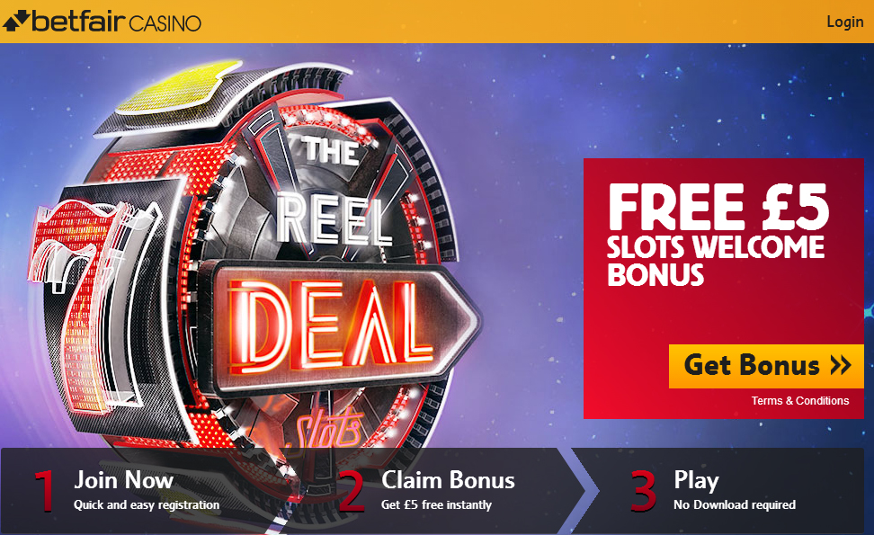 Betfair Casino -85036