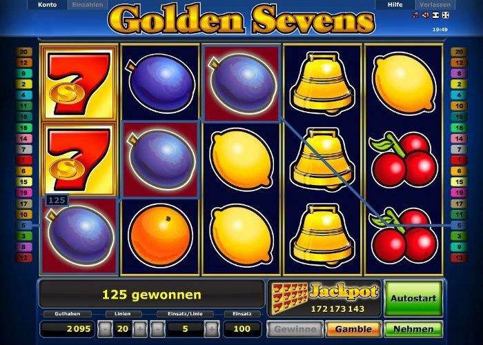 Roulette Dauerhaft Gewinnen Golden Sevens -416855