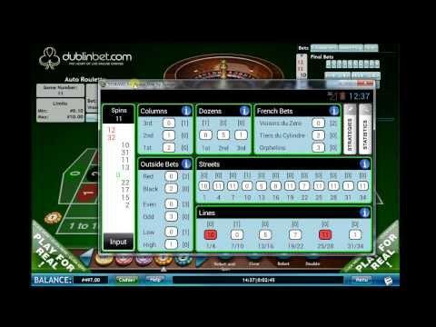 Roulette Simulator -282615