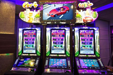 Spielbank Automatenspiel Mansion Casino -88352