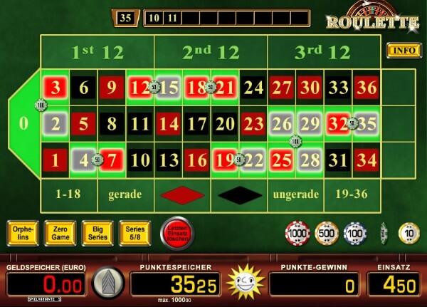 Roulette Tricks -512665