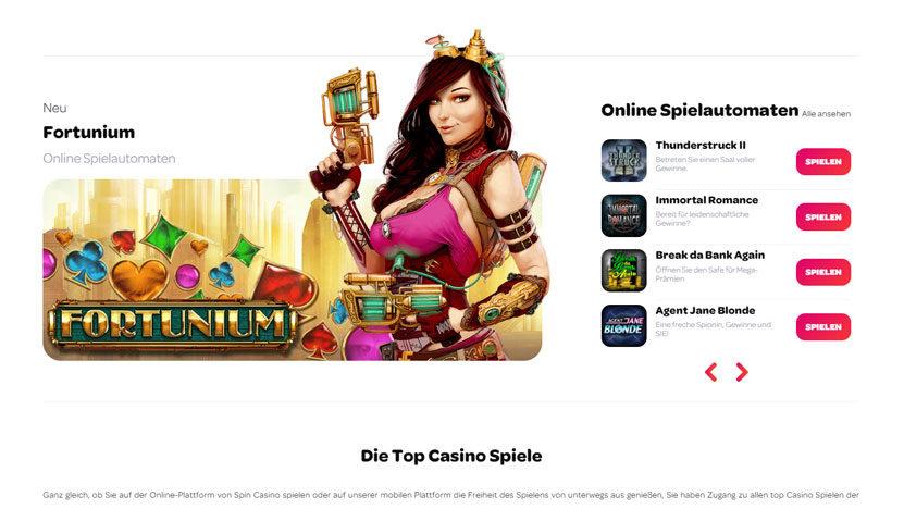 Free Spin Casino -110553