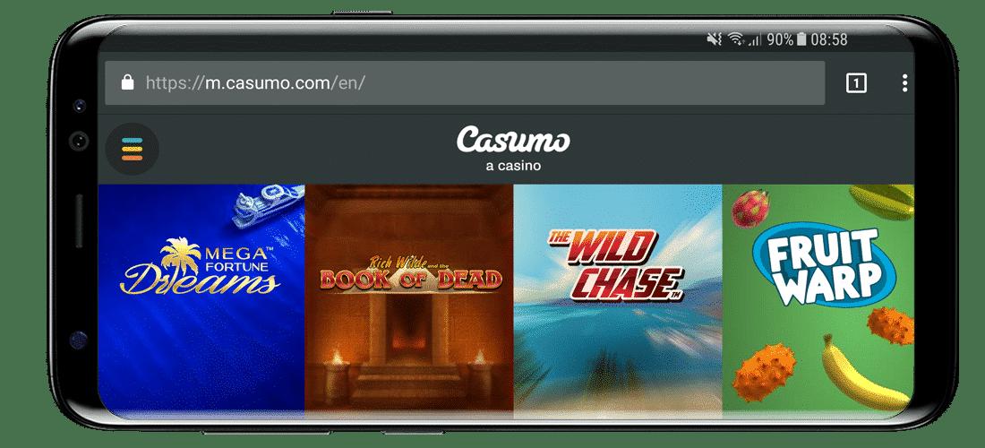 Mobile Casino -117721