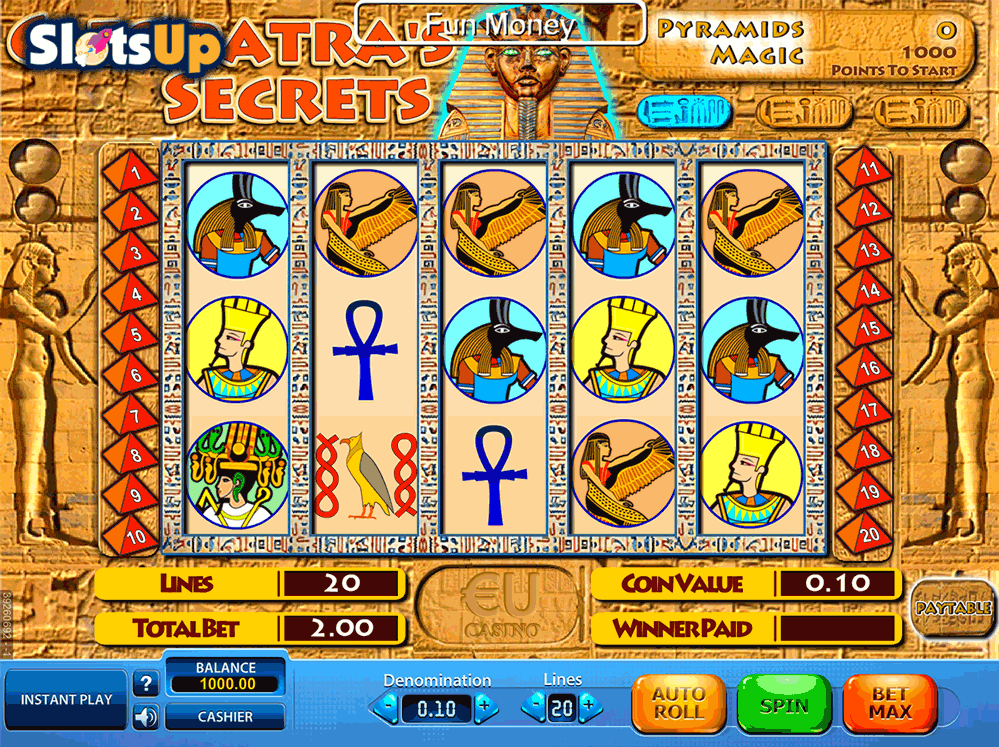 Casino Resort Pharaohs Secrets -297140