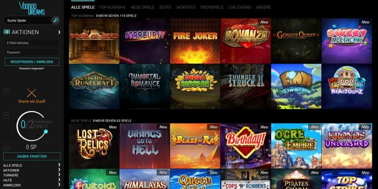 online casino spiele auch 5 euro einzahlung