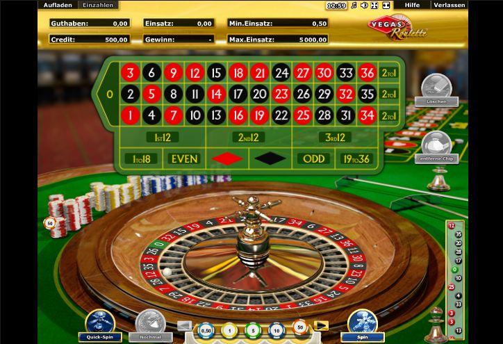 Roulette Kombinationen -785397