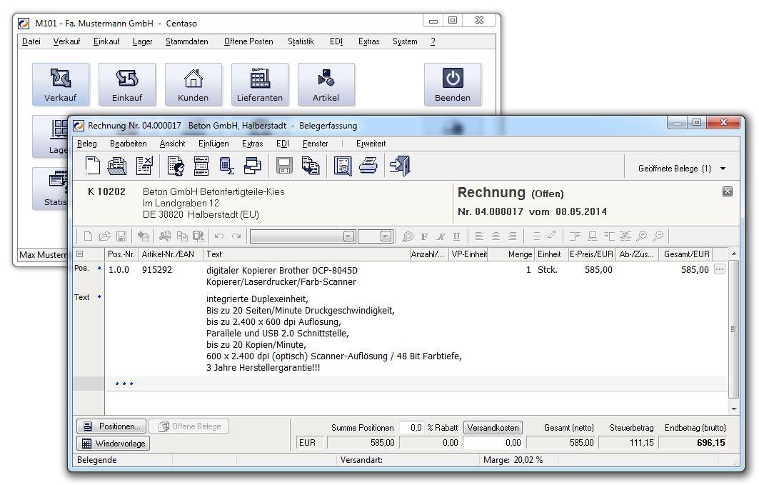 Mit neuer Software -46255
