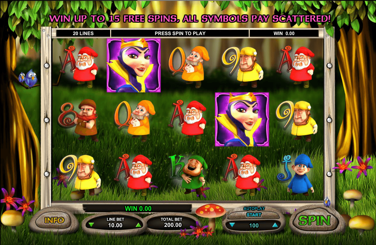 Magic Mirror gratis Lapalingo Casino -662446