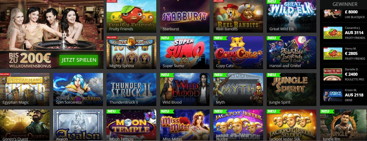 Blueprint Gaming free CasinoLand Erfahrungen -140818