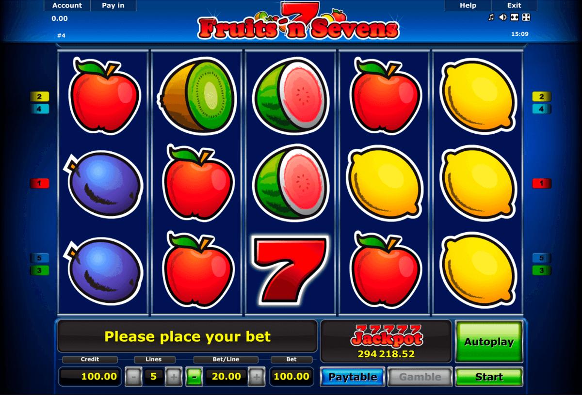 Fruitsn Sevens -46288