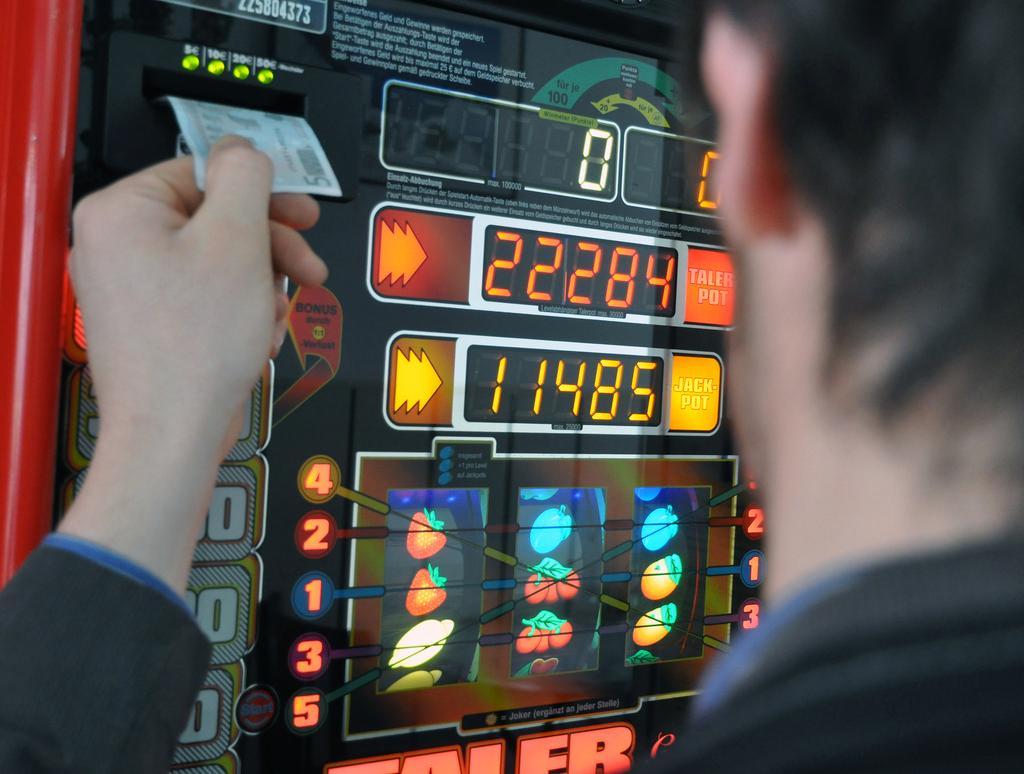 Spielautomaten Gewinnchance