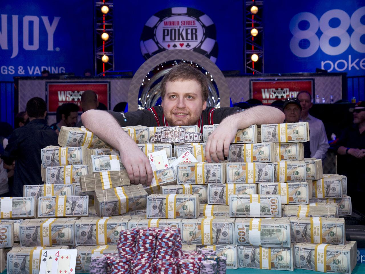 WSOP Poker online Sunset -762537
