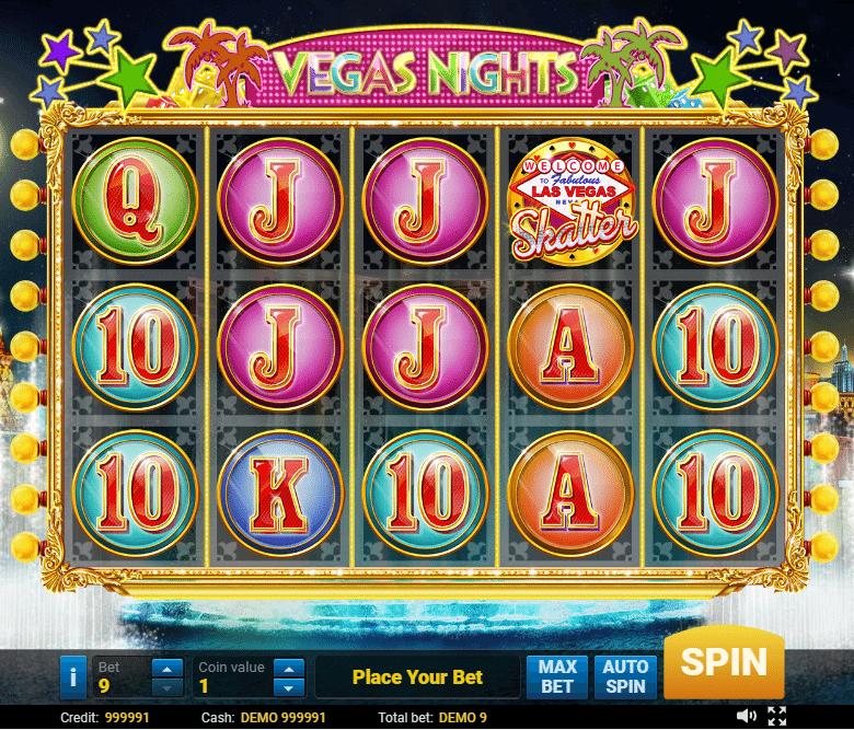 Las Vegas Casino -894147