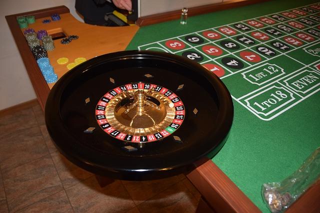 Roulette Tisch Verantwortungsbewusstes -757348