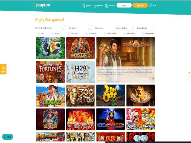 Feature Spielstrategie Playzee -841473