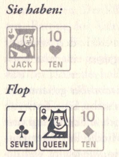Bedingte Wahrscheinlichkeit Poker -660724