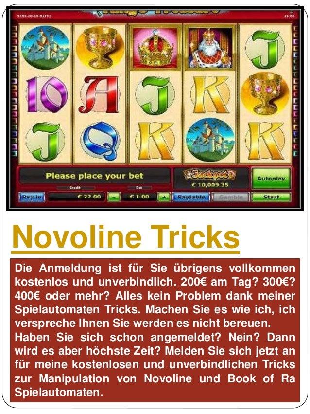 Spielautomaten Tricks -540531