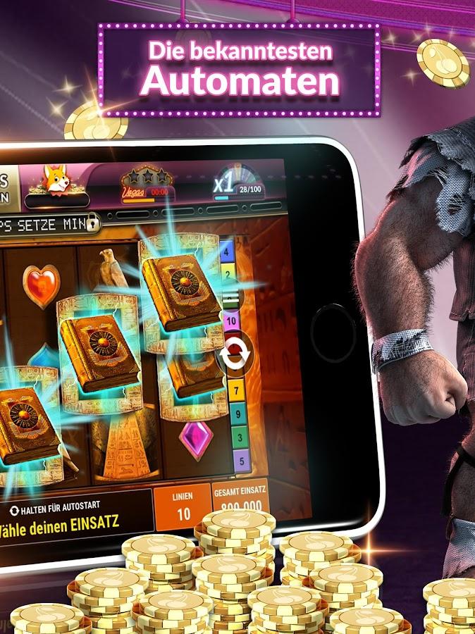 Freispiele für 4 Jackpot-Slots -329906