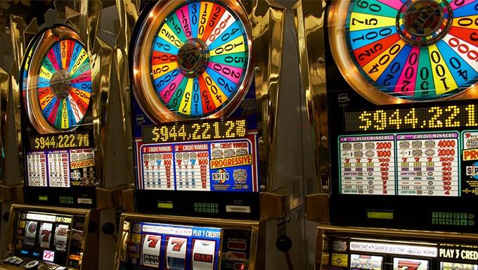 Progressive Jackpots -652190