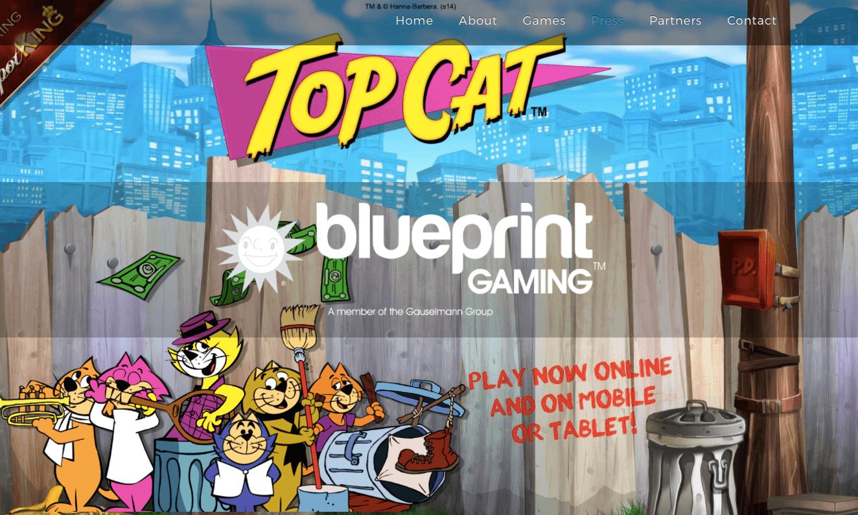 Blueprint Gaming Spiele -943612