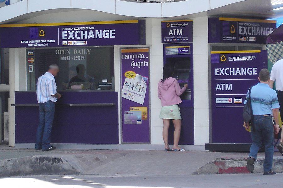 Geld Wechseln -101957