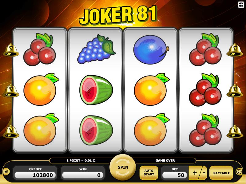 Casino kostenlos spielen Joker Luck -951897