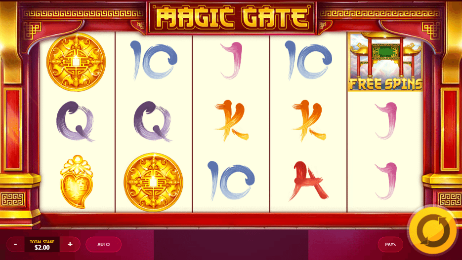 Mega Lottogewinn Magic -662866