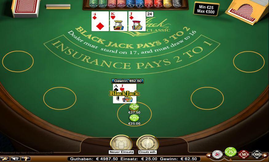 Blackjack Regeln Finnland Casino online -391361