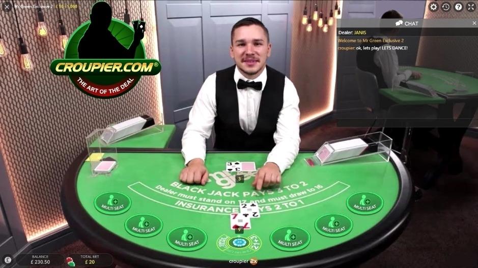 Online Casino Blackjack -716686