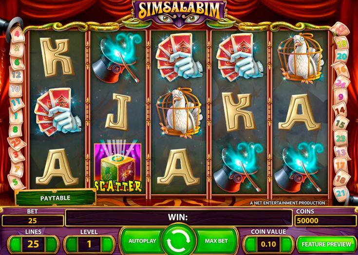 Spielbank Automaten Spielautomat Pin Up -922221
