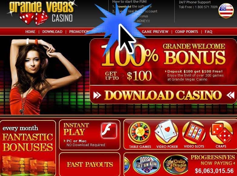 Vegas Casino Bonus Codes -619816