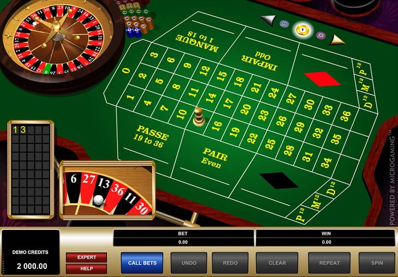 Roulette Schnelles -109959