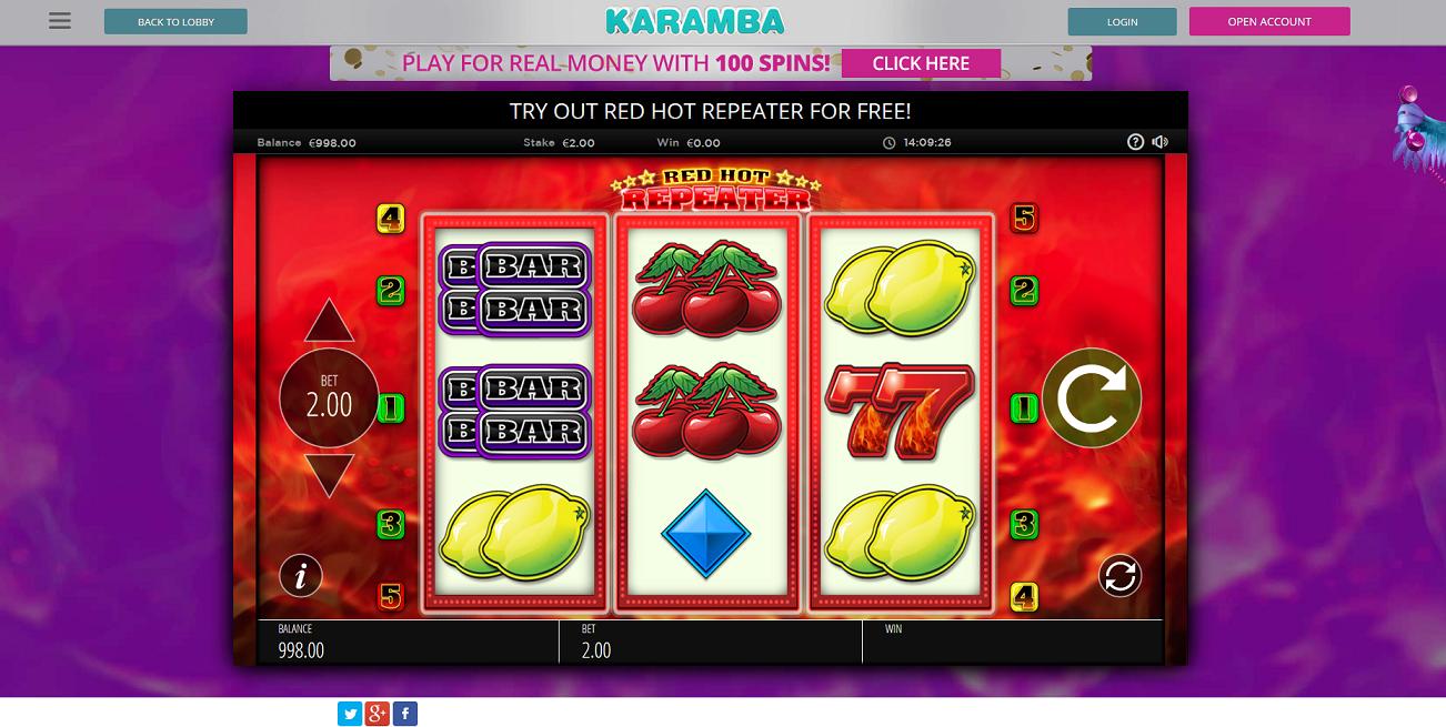 Casino Deutschland Öffnungszeiten Karamba -243449