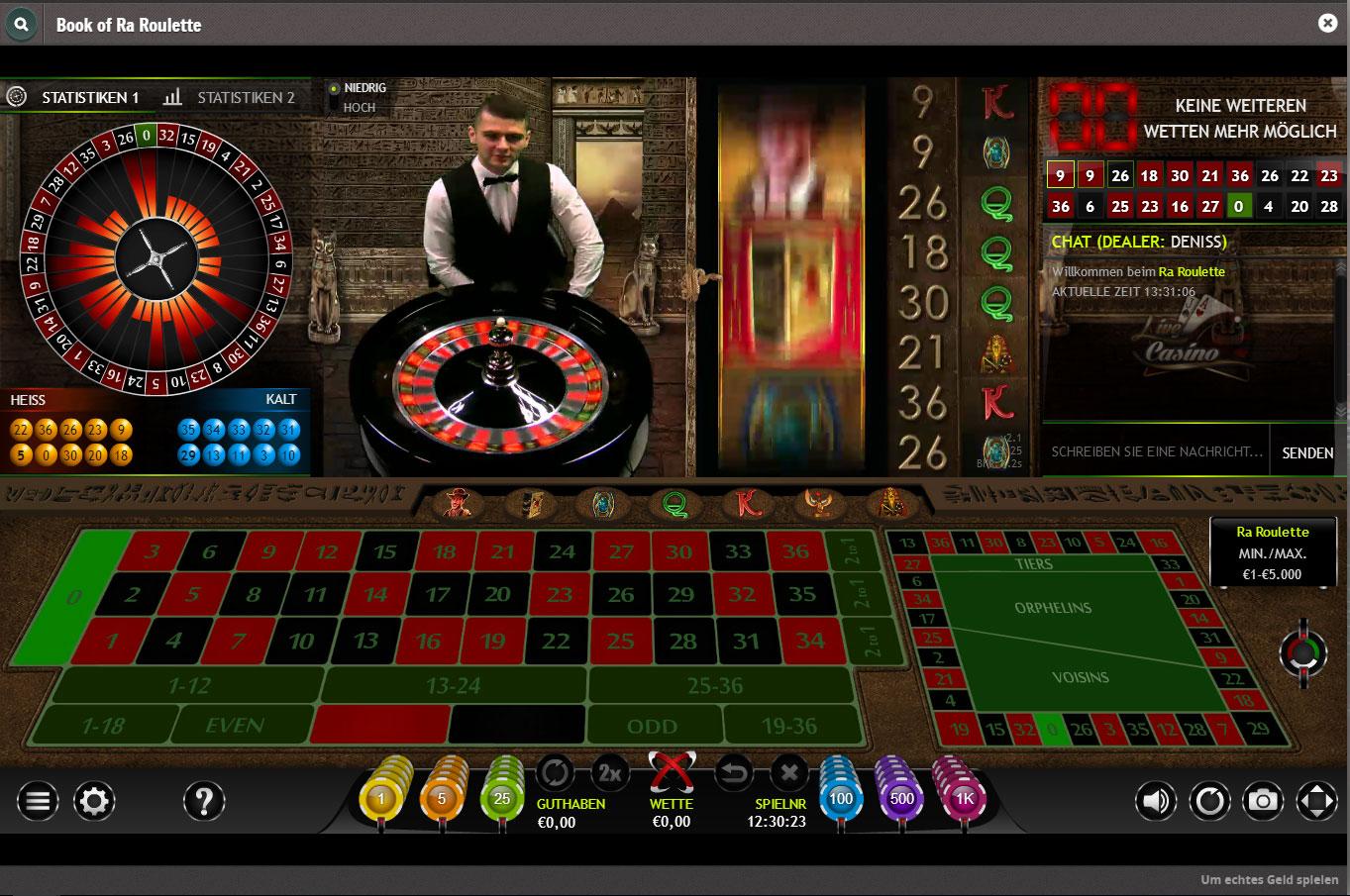 glücksspiele casino online