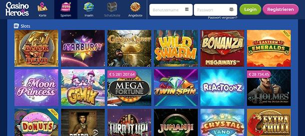 Online Casino Test 2019 Top -464882