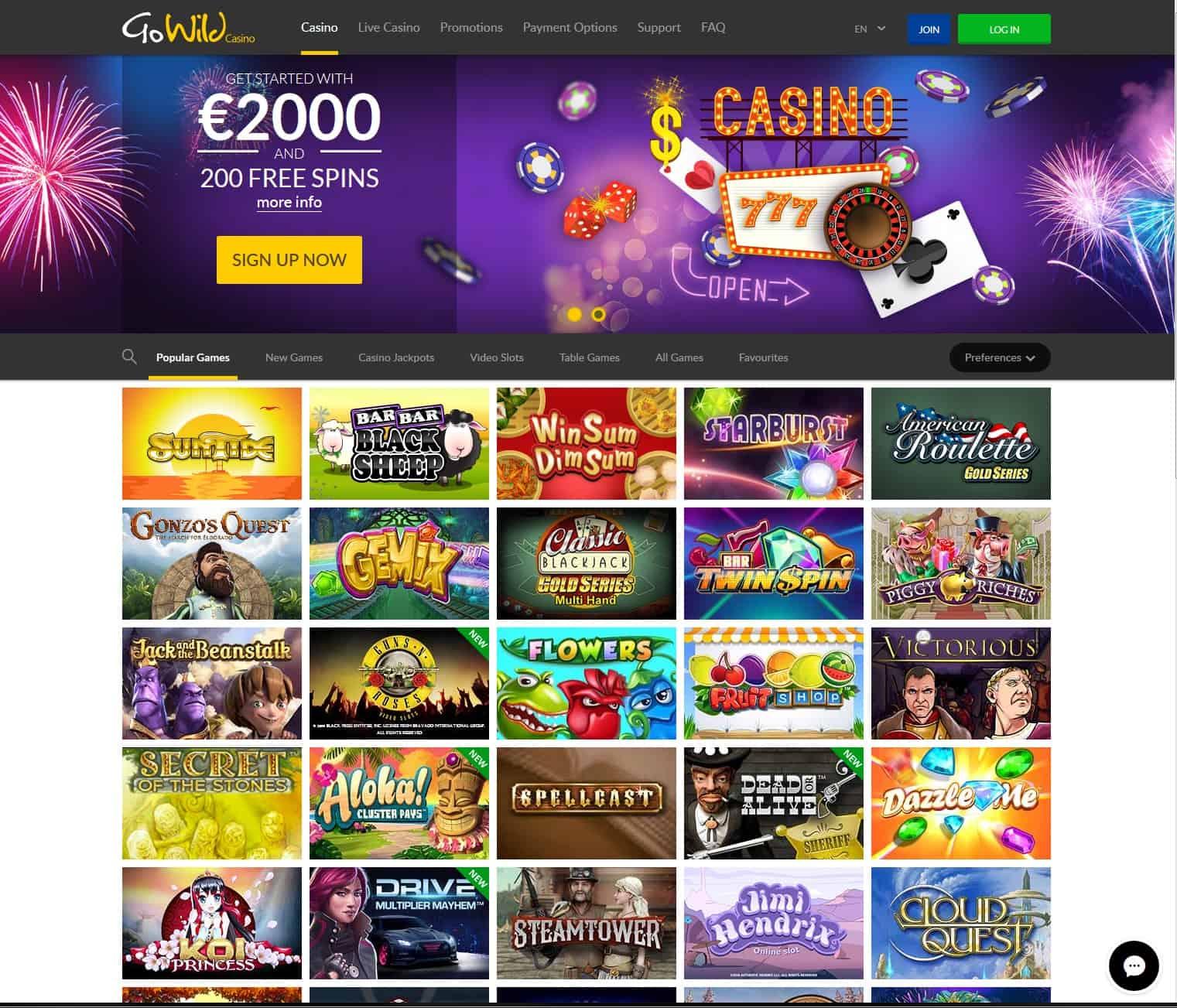Atilla online GoWild Casino gaming -448279