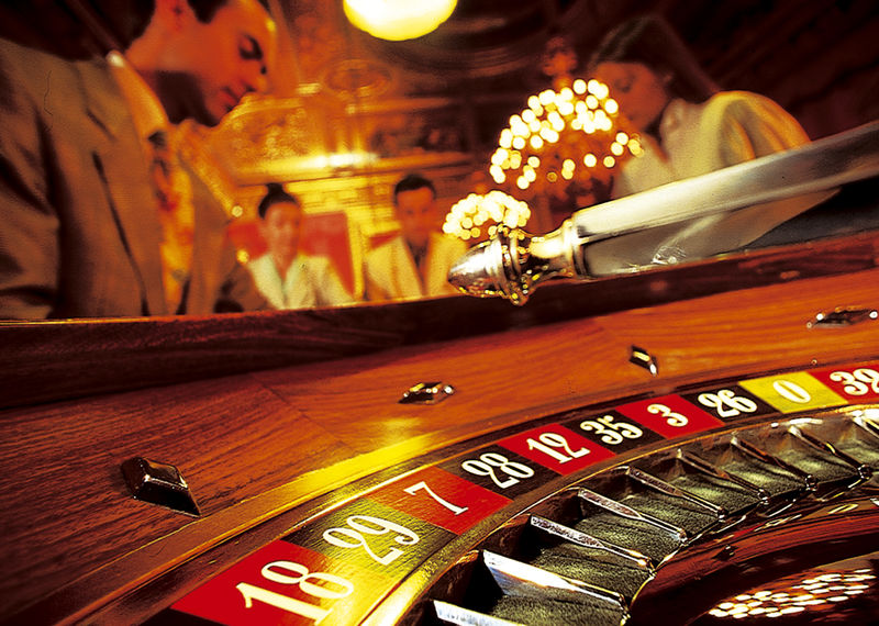 Casino Baden Parken