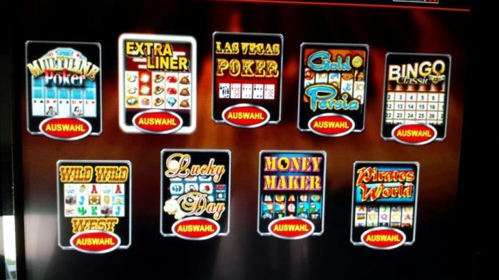 Alte Spielautomaten kostenlos spielen -979928