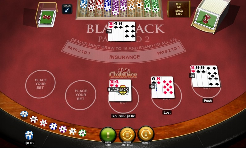 Poker Casino online Club Dice -254148