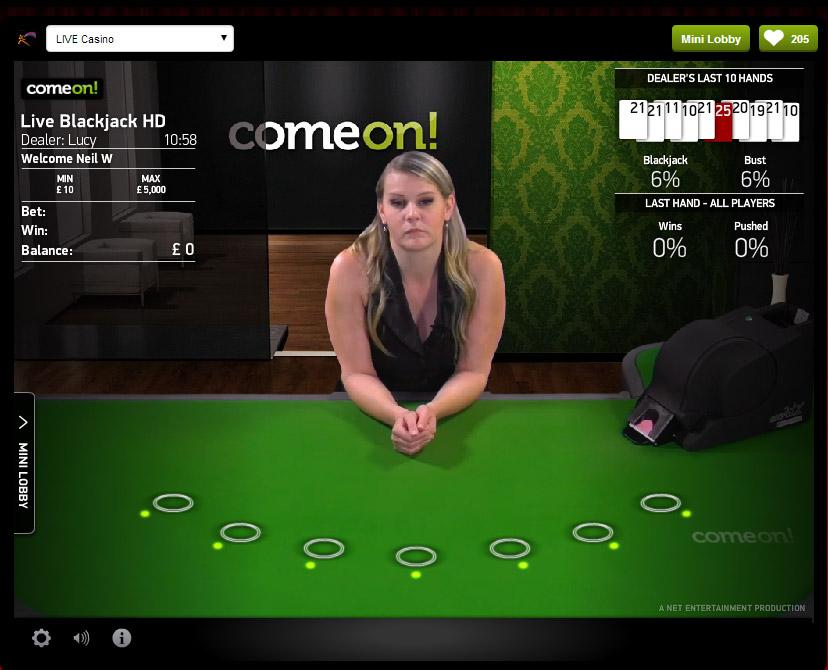 Casino mit -624440