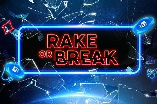 888 Rake Or -304629