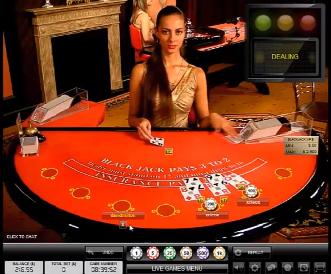 Live Dealer -872357