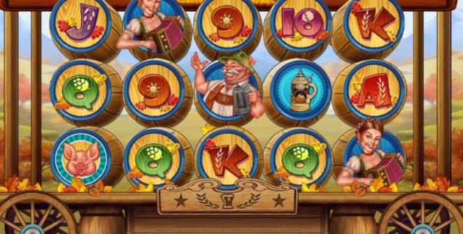 Alte Spielautomaten -984612