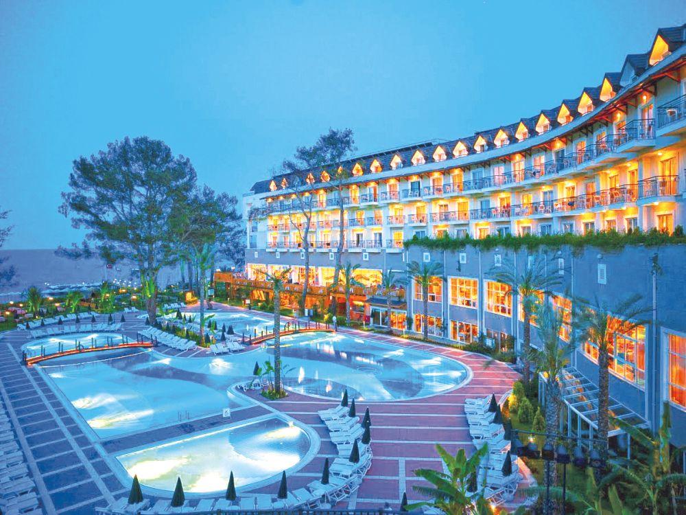 Antalya Casino Riviera Hollywood -801577