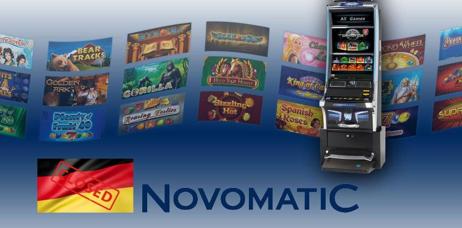 Novomatic Slots Gratis -713095