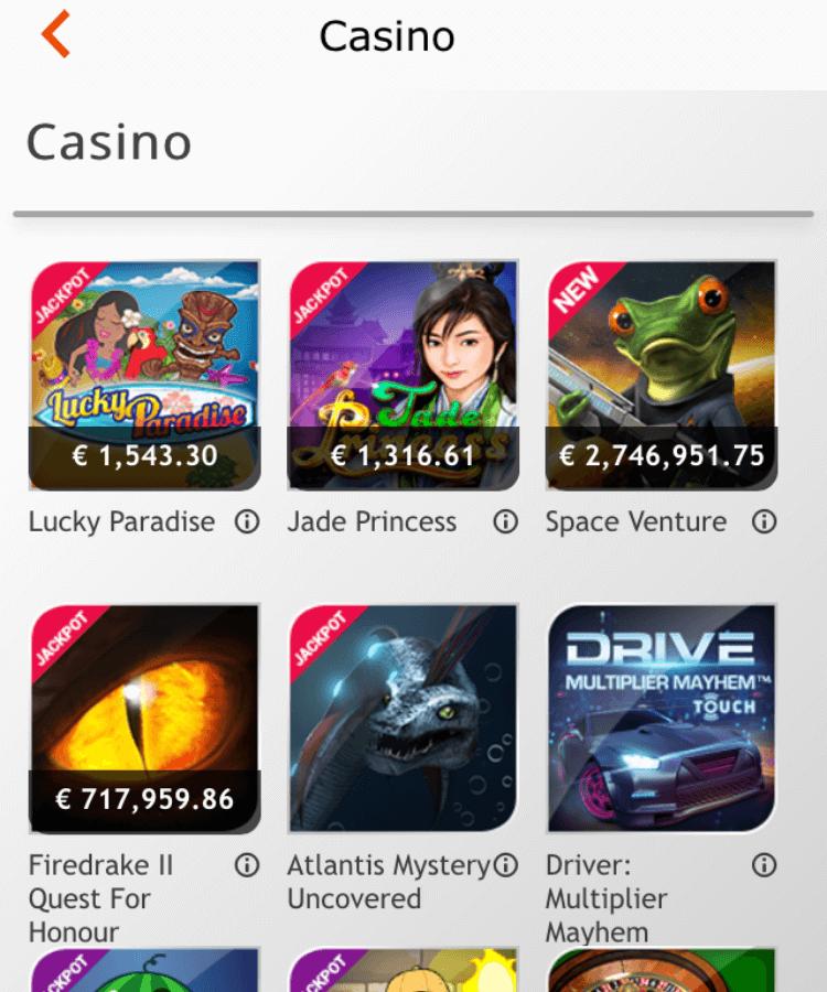 Ipad Casino Apps