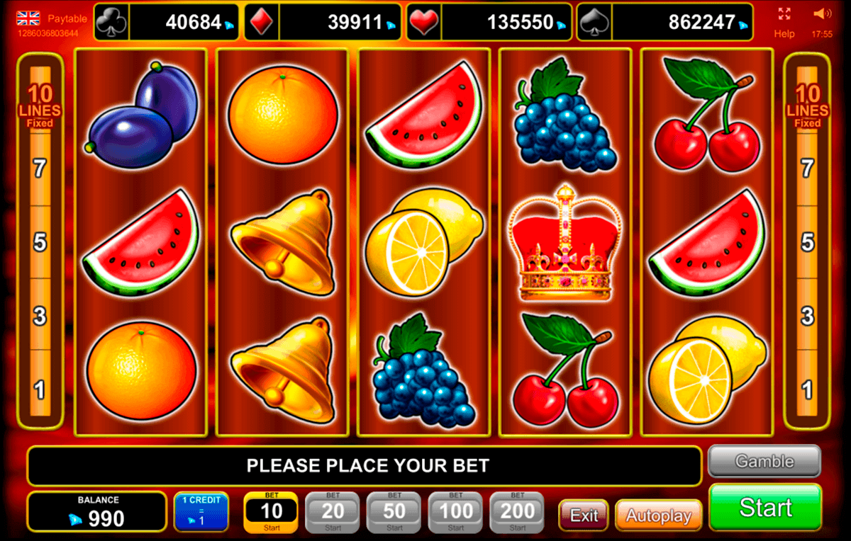 Slots Spielautomaten -804774