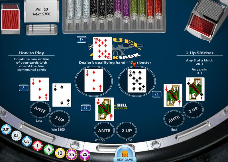 Roulette 0 21 Duel -763743
